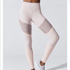 Alo Yoga Shelia Lounge Leggings from Carbon 38 XS